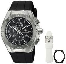 Technomarine Unisex TM-115042 Cruise Original 45mm Black & Silver Watch