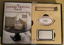 The Cheese Tasting Party Kit Everything you need to host a cheese tasting Event