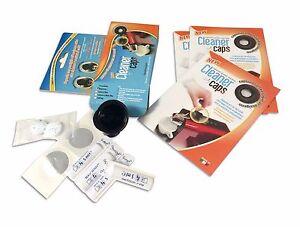 Cleaner Caps kit anti calcare sgrassante detergente macchina NESPRESSO DE LONGHI