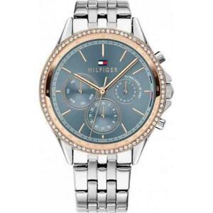 Tommy Hilfiger 1781976 Ladies Watch Stainless Steel Bracelet