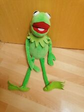 "DISNEY POSH PAWS 28 "" KERMIT THE FROG PLUSH TOY THE MUPPETS"