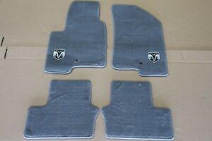 OEM Factory Replacement CARPET Floor Mats 07-12 Dodge CALIBER Gray Mat Mopar
