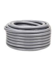 "1/2"" x 100'  Flexible Liquid Tight, Non-Metallic, Electrical PVC Conduit"