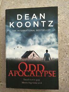 Odd Apocalypse (Odd Thomas 5) by Koontz, Dean - Aus Seller - New