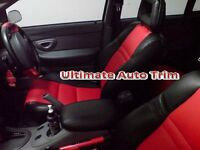 SEAT COVER FORD FALCON AU II III CLASSIC SR FORTE FUTURA S XR6 VCT XR8 REBEL