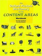 The Oxford Picture Dictionary for the Content Area