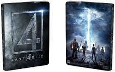 Fantastic Four 4 (Blu-ray/Digital, 2015,  Steelbook Edition)Brand New