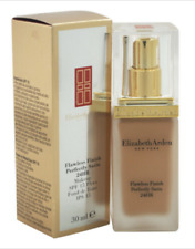 Elizabeth Arden Intervene Makeup SPF 15 New in Box 1 OZ Soft Porcelain #1