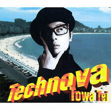 TOWA TEI - TECHNOVA [SINGLE] NEW CD