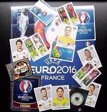 Panini Fußball EM 2016 France Komplett Satz alle 680 Sticker+ Soft-Album (1)