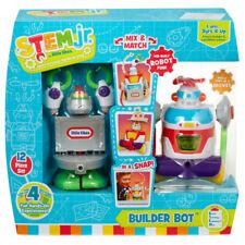 Little Tikes Stem Jr. Builder Bot NEW