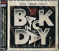 RADIO DAYS-BACK IN THE DAY-JAPAN CD BONUS TRACK D20