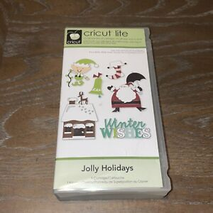 Preowned Cricut Lite - Jolly Holidays - RARE Retired 2010- Link Status Unknown