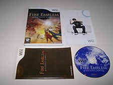 FIRE EMBLEM RADIANT DAWN - Nintendo WII - UK PAL - Boxed Complete  VG COND