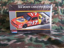 DARRELL WALTRIP'S TIDE CHEVY MONTE CARLO AEROCOUPE STOCK CAR 1/24 MONOGRAM 1987