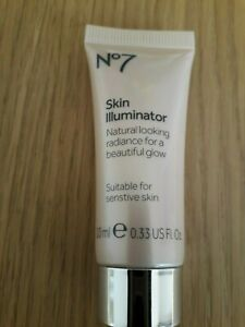 Boots no7 skin illuminator, natural looking radiance for a beautiful glow