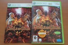 KINGDOM UNDERFIRE CIRCLE OF DOOM ( EXCLUSIF XBOX 360 ) COMPLET
