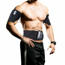 Sunmas Electric Ab Belt- Effective Muscle Stimulator & Toner for Abs, Arms, Legs