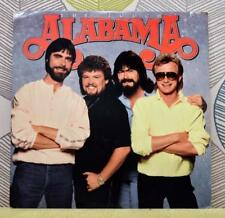 ALABAMA - The Touch [Vinyl LP,1986] USA Import 5649-1-R Country *EXC