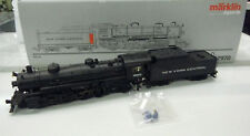 37970 MÄRKLIN US-Steamloc 1890 Mikado Dampflok Sound 1:87 H0 HO modeltrain  OVP