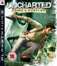 Uncharted Drake's Fortune (PS3 Juego)