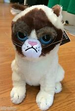 NEW Grumpy Cat 11' Plush Doll Stuffed Animal Toy Youtube