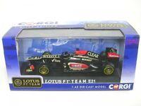 Lotus F1 Team E21 No.7 Davide Valsecchi Test Car 2013  1:43