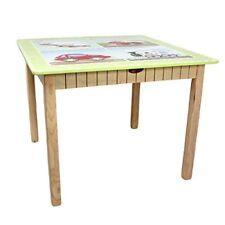 Teamson 9946a1 Sitzgruppe Tisch und Stühle Motiv Verkehr