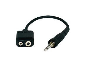 EDS-10 Headsetadapterfür ALINCO DJ-G7 / ALINCO DJ-V / YAESU VX-6 / VX-7
