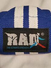 RAD Weight Lifting Training Bandage Straps Blue $$$$$$$$$$$$