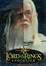 Lord Of The Rings Evolution Complete Trading Card Base Set