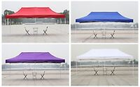10 Ft X 20 Ft Canopy Shelter Car Shelter Wedding EasyPop Up Tent