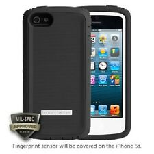 NEW OEM Body Glove Toughsuit CellPhone Case for iPhone 5 9302302 White / Grey