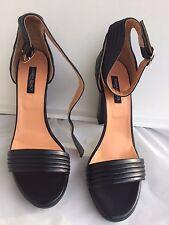 Leather sandals MARINA RINALDI by Max Mara Woman e31487645d4