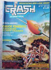 60389 Issue 64 Crash Magazine 1989
