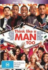 Think Like A MAN Too DVD COMEDY ROMANCE BRAND NEW NEW RELEASE R4