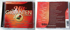 DIE HIT-GIGANTEN Lovesongs - John Lennon, Roxette, Nilsson, Cocker,.. Sony DO-CD