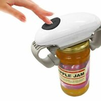 Automatic Jar Opener Electric Robotwist Decker Lids Off Open Hands Free Kitchen