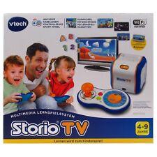 VTech 80-183604 - Lernspielkonsole - Storio TV  Lerncomputer