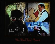 Photo - Ken Colley in person signed autograph - The Blood Beast Terror