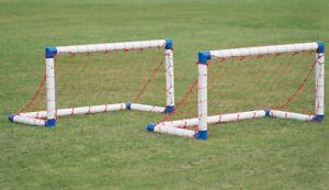 Samba Target Mini Football Goals 4ft x 2ft (Set of 2 Goals)
