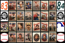 1983 O-Pee-Chee MLB Baseball Sticker Complete Set of 330 Ryne Sandberg Ripken Jr
