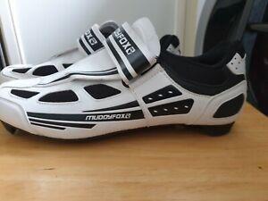 Racing bike shoes size uk9/eur43