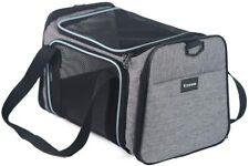 Dog Pet Carrier Backpack Travel Bag Airline Approved Soft Sided Carrier Bag Tote