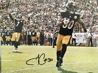 James Conner 8x10 Autographed Signed Photo Steelers REPRINT