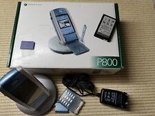 Sony Ericsson  P800 - Electric Blue (Ohne Simlock) Smartphone