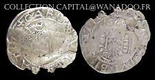 Carolus 1540 Besançon Buste de Charles Quint couronné à gauche Billon