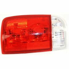 For Blazer 95-05, Passenger Side Tail Light, Clear and Red Lens