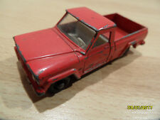 Matchbox Jeep Gladiator Nr 71  Patent Nr 983558 Made in England By Lesney