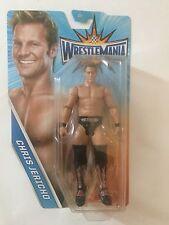 Chris Jericho Wrestlemania Heritage Figurine.